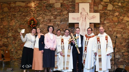 Vows in New York and Pilsen