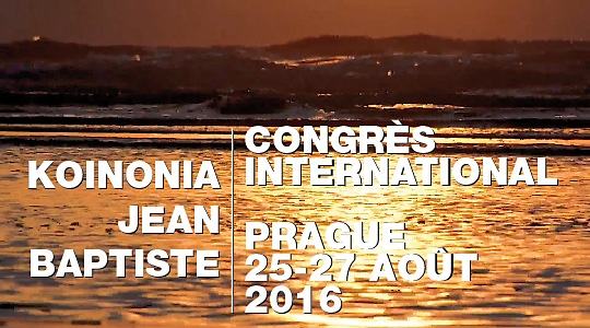 Congrès international 2016